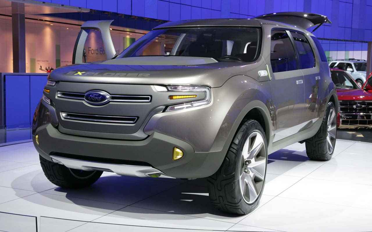Ford concept photo - 5