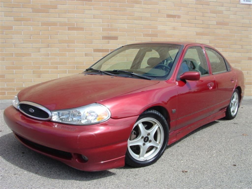 Ford contour photo - 5