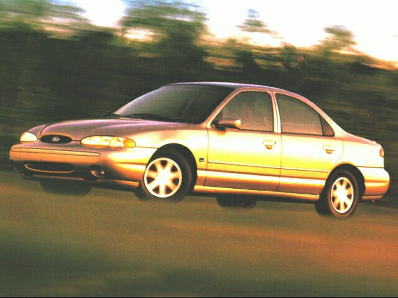 Ford contour photo - 9