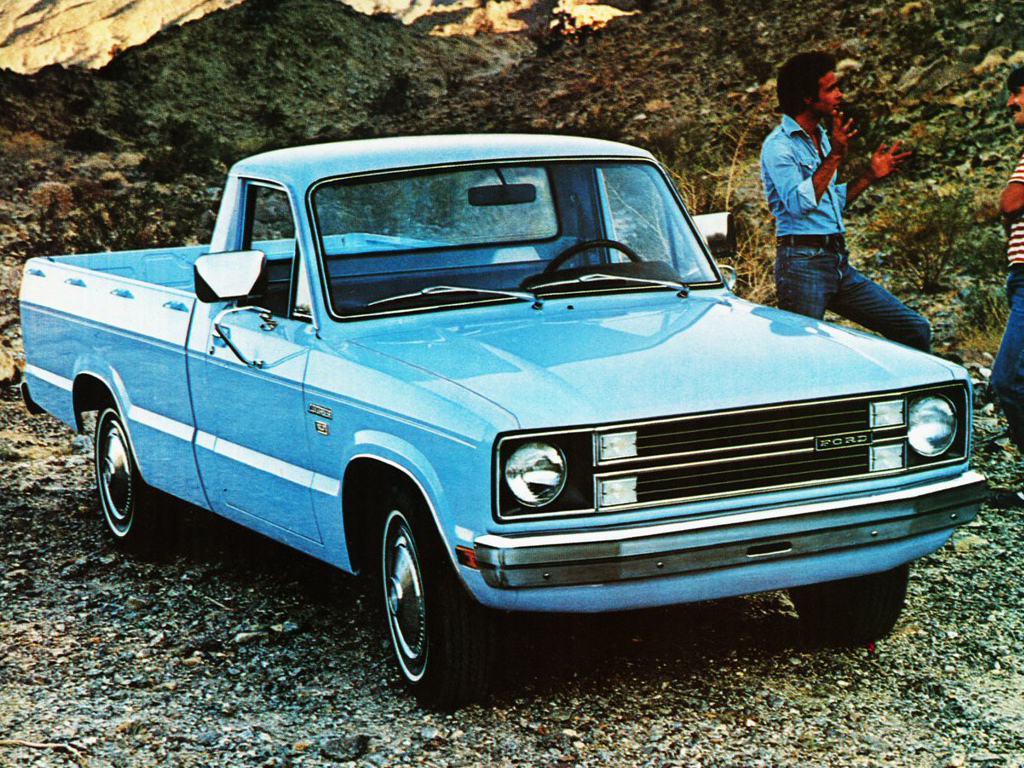 Ford courier photo - 1