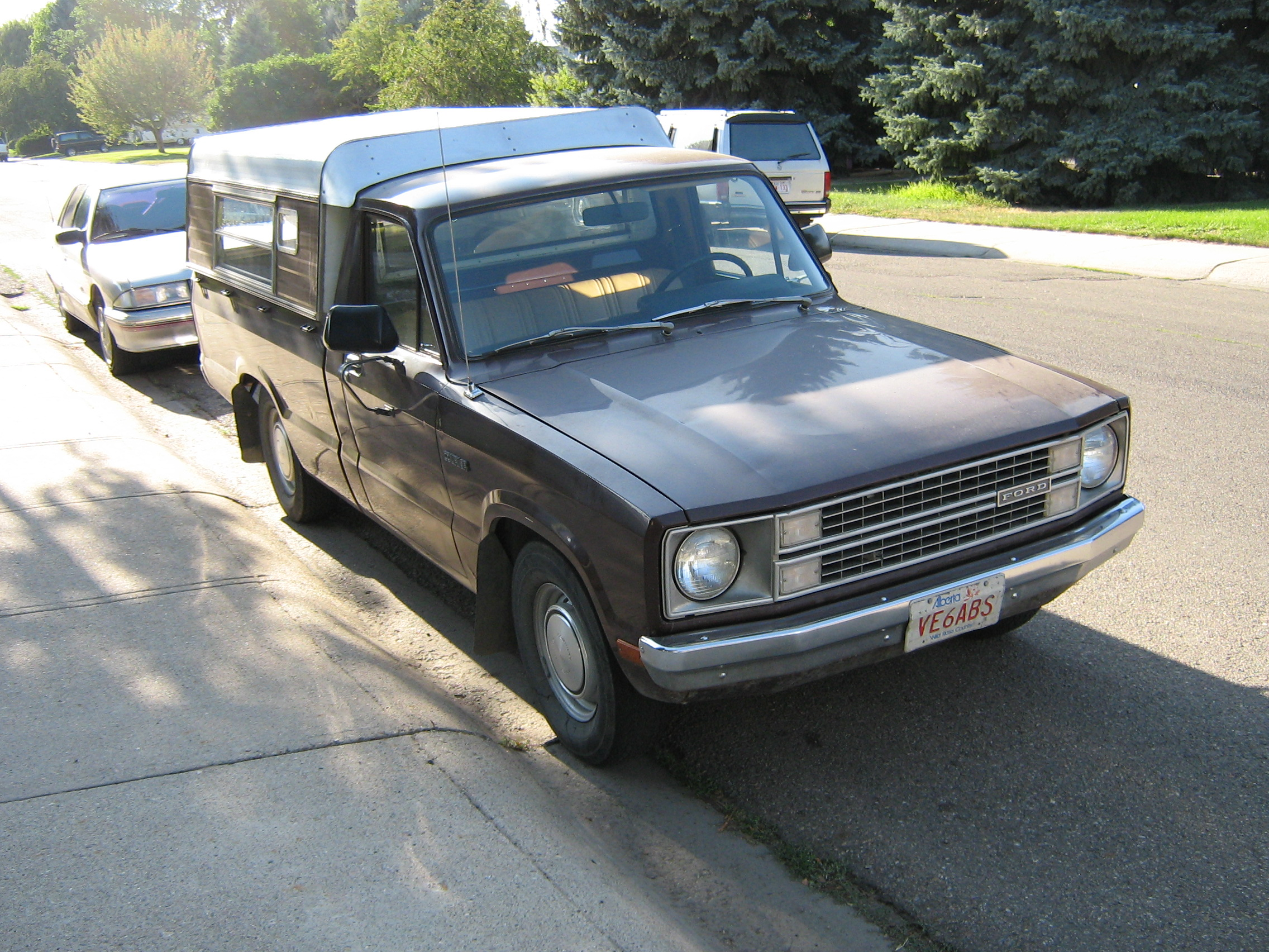 Ford courier photo - 3