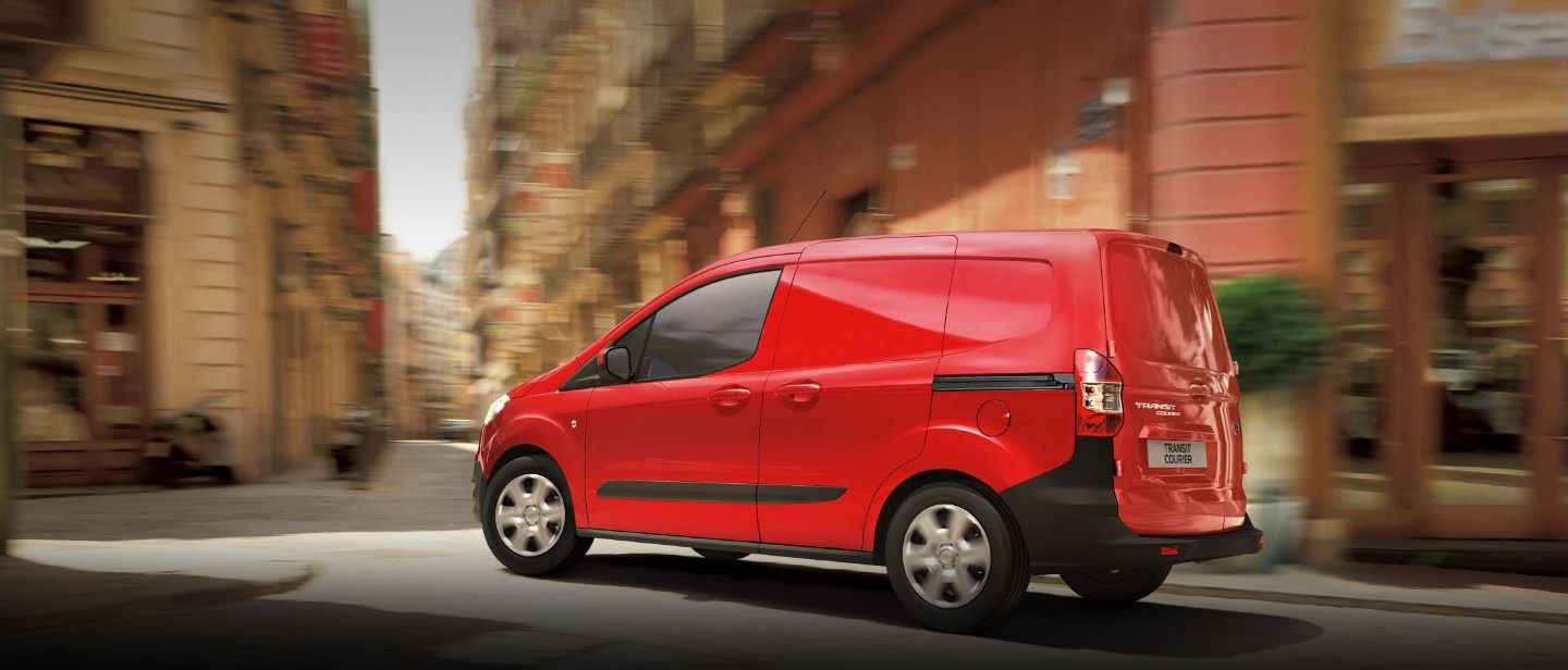 Ford courier photo - 9