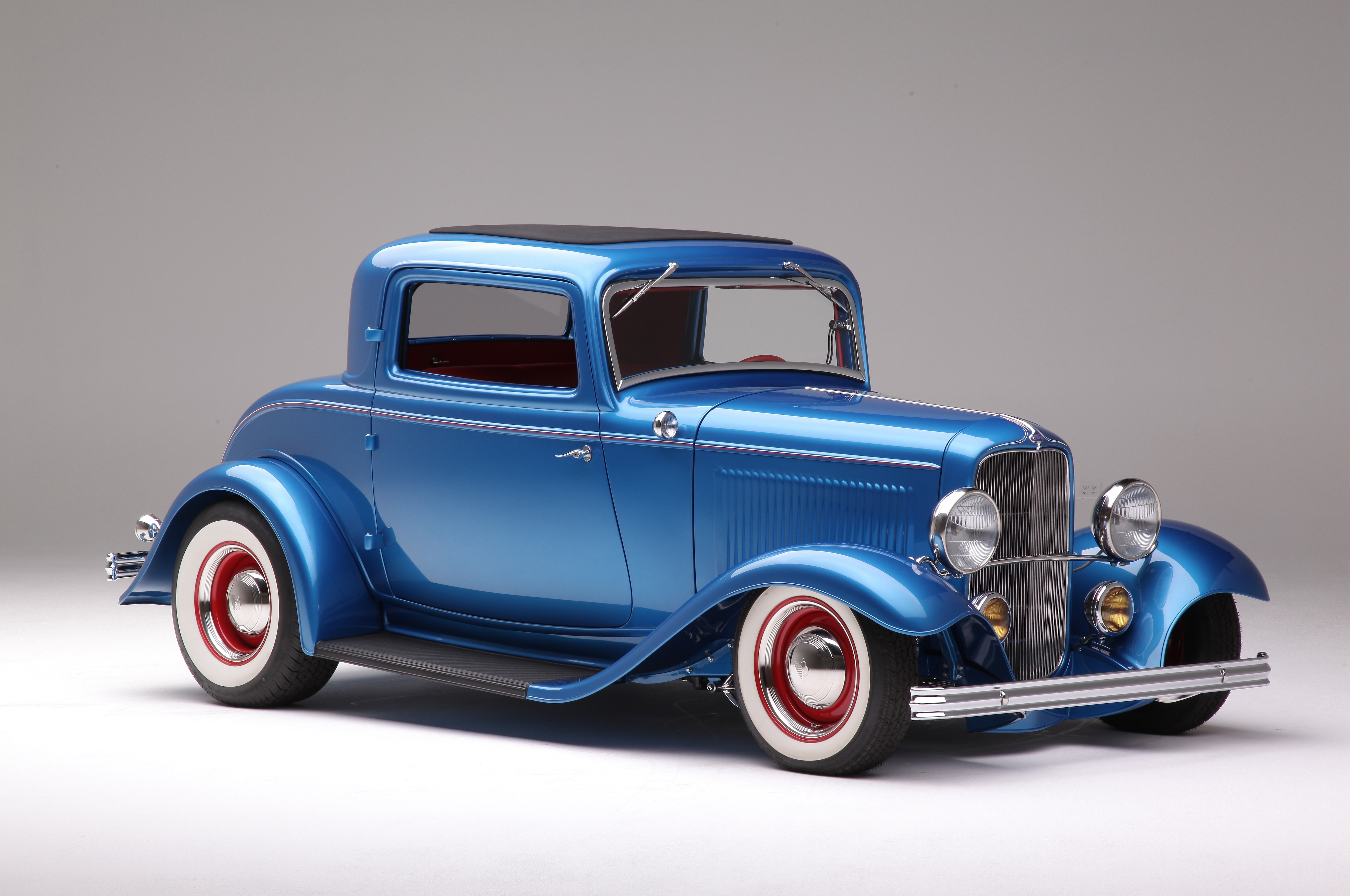 Ford cupe photo - 3