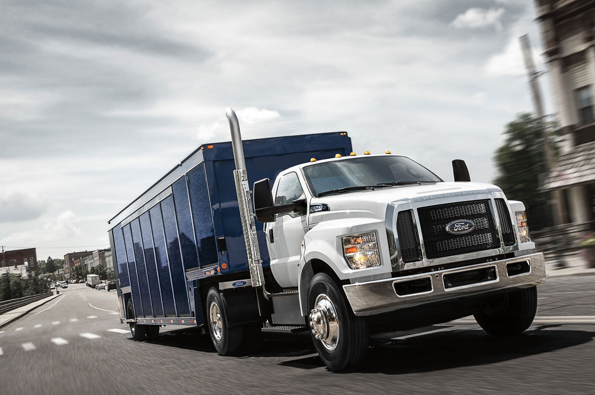 Ford d-750 photo - 10