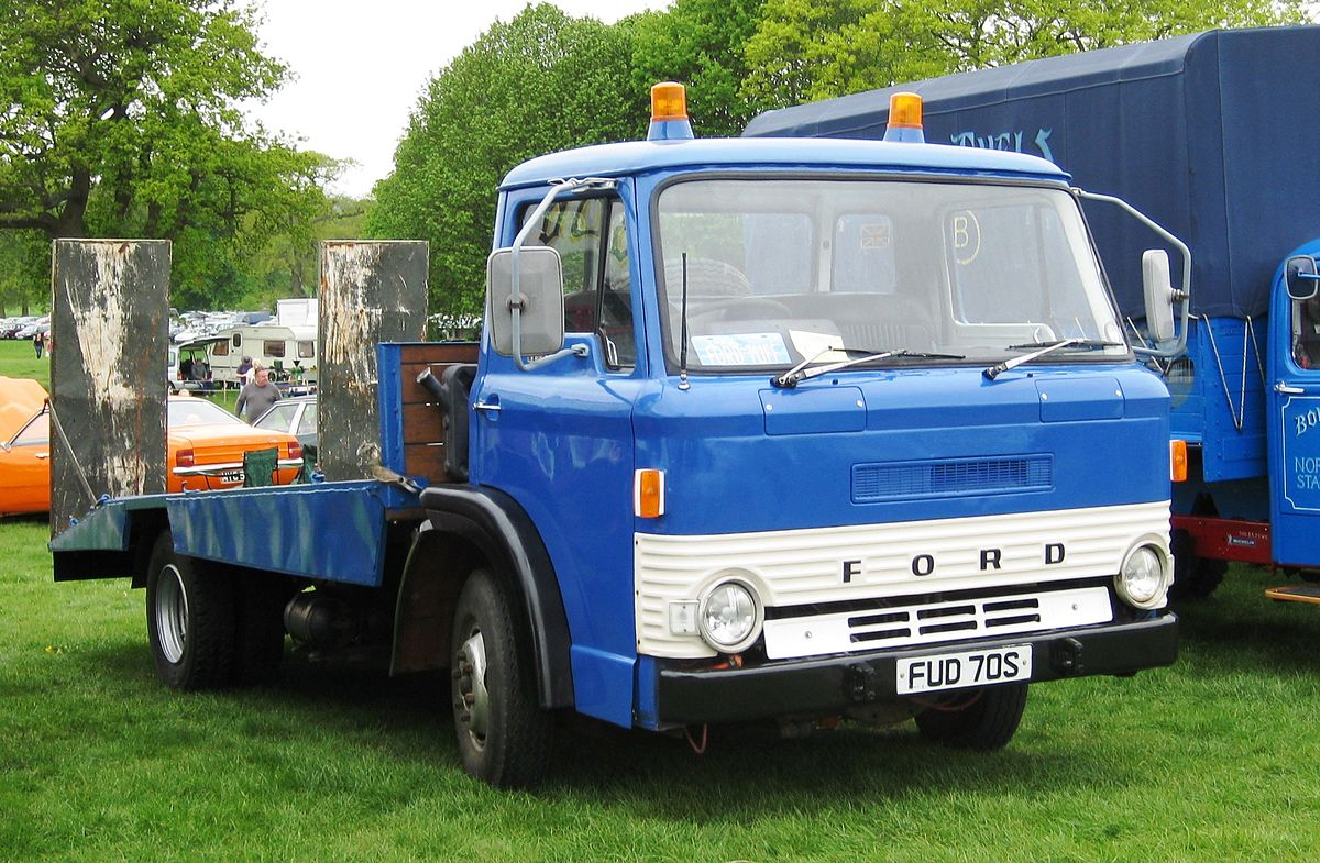 Ford d-series photo - 1