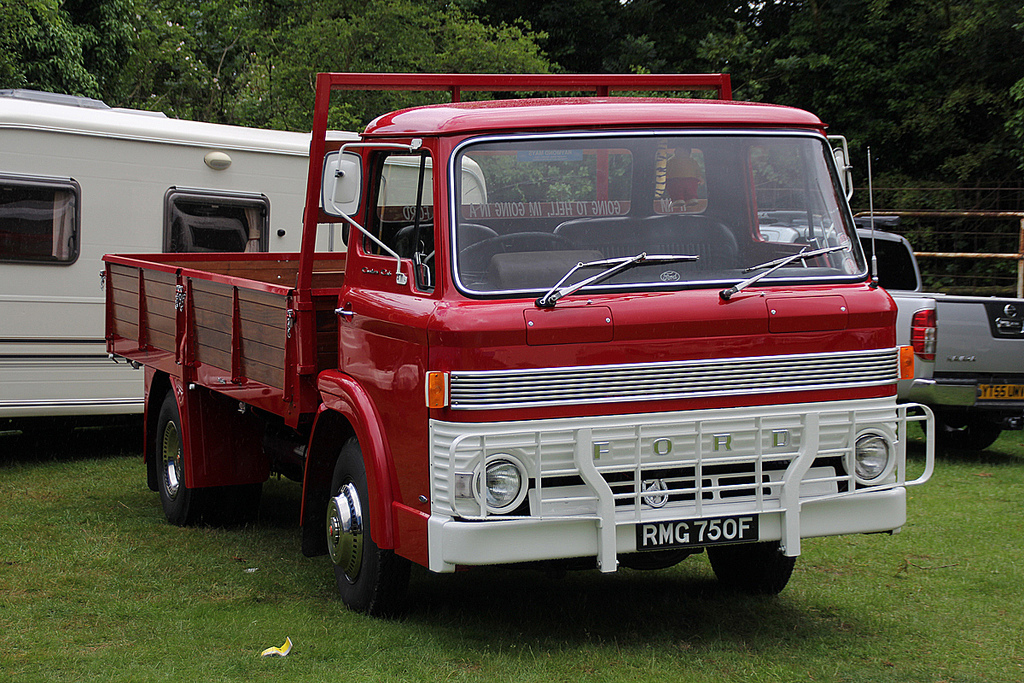 Ford d-series photo - 5