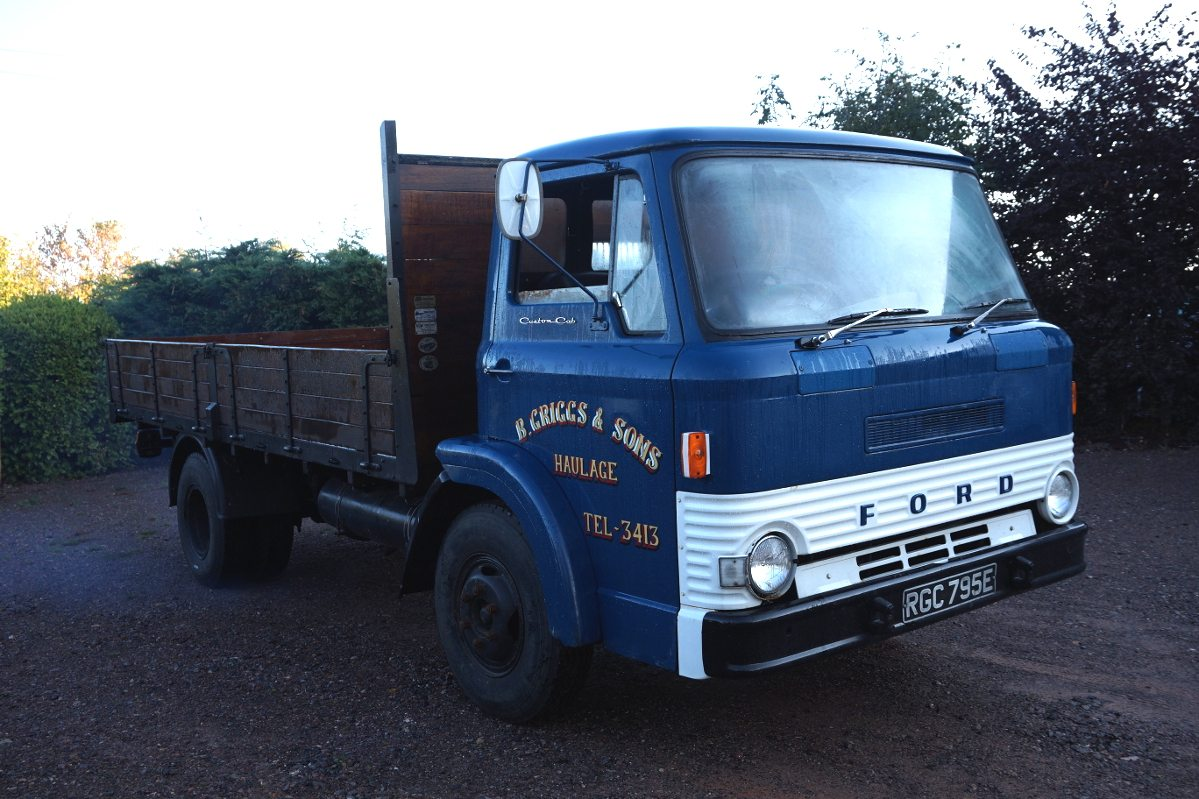 Ford d-series photo - 6