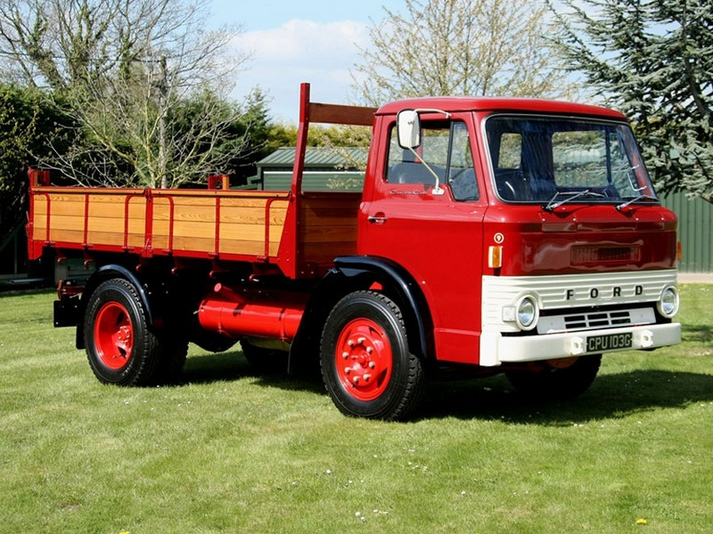Ford d-series photo - 7