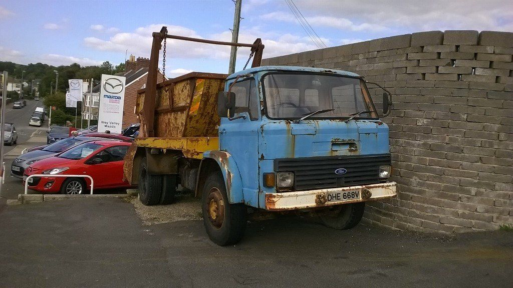 Ford d-series photo - 8