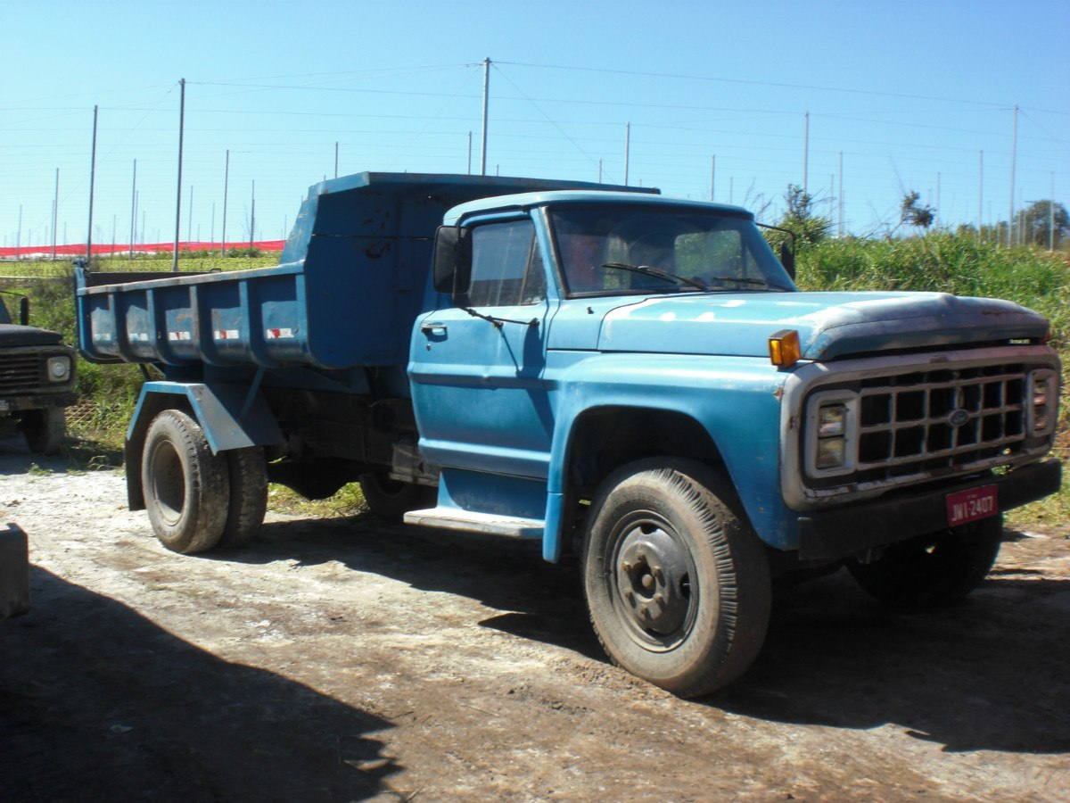Ford f-11000 photo - 10
