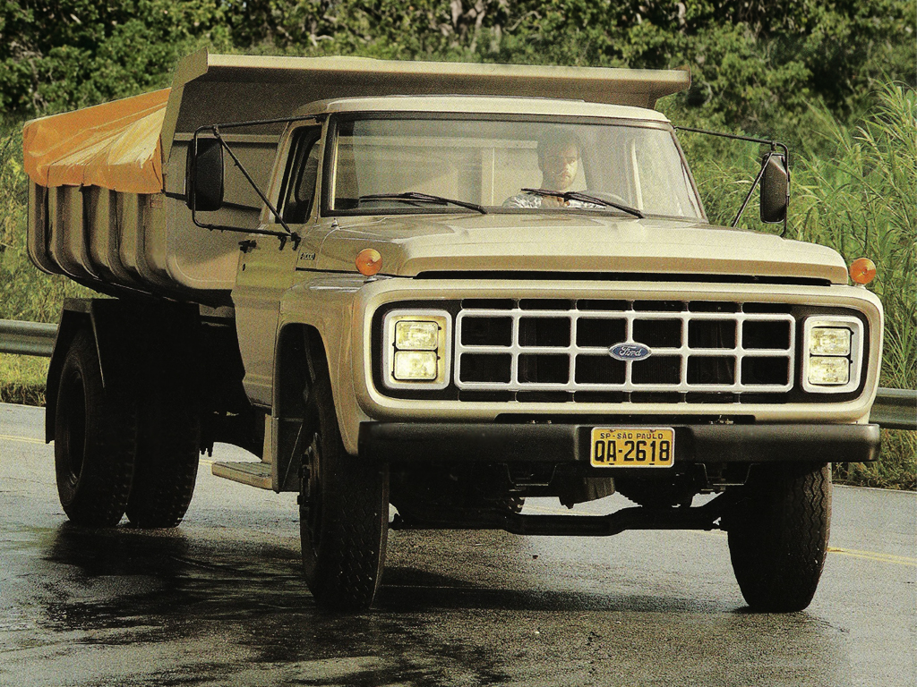 Ford f-11000 photo - 4