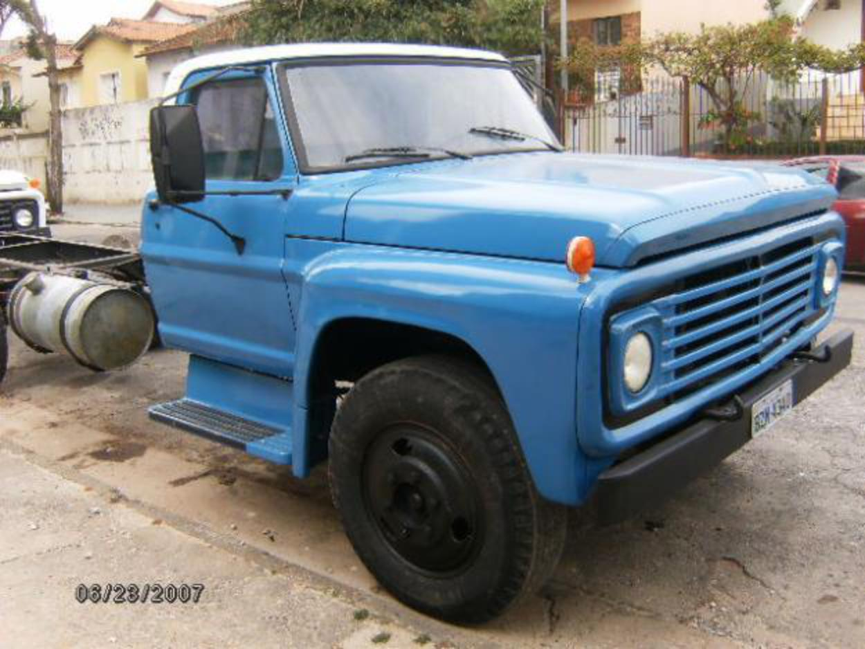 Ford f-11000 photo - 5