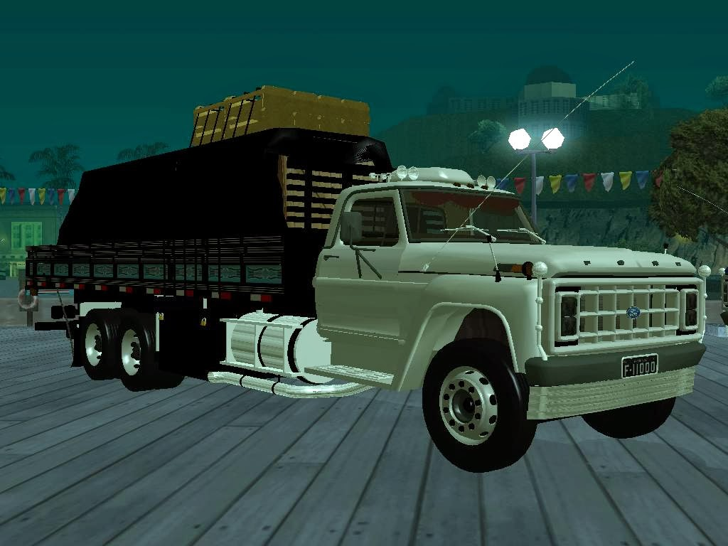 Ford f-11000 photo - 9