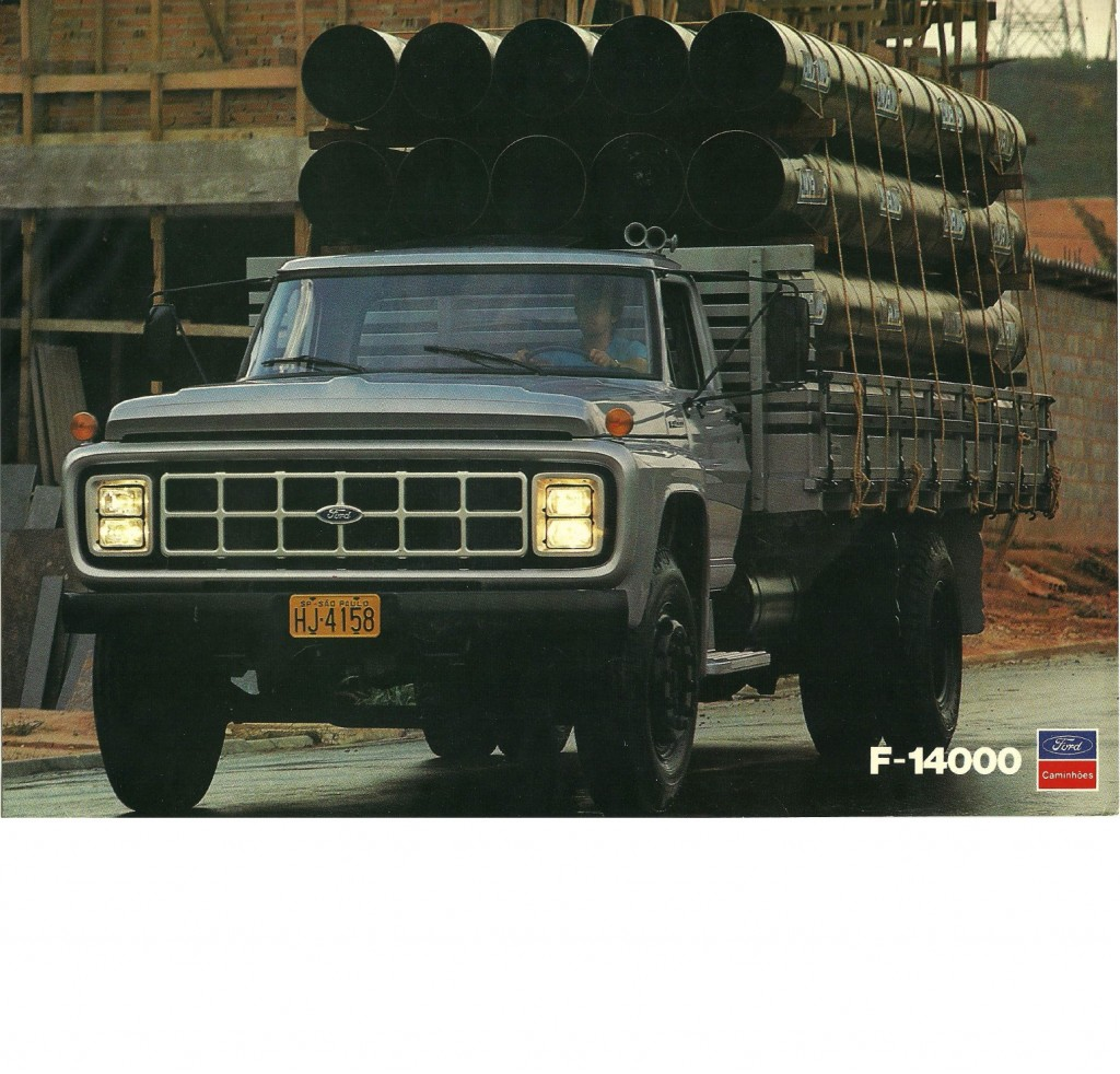 Ford f-14000 photo - 8