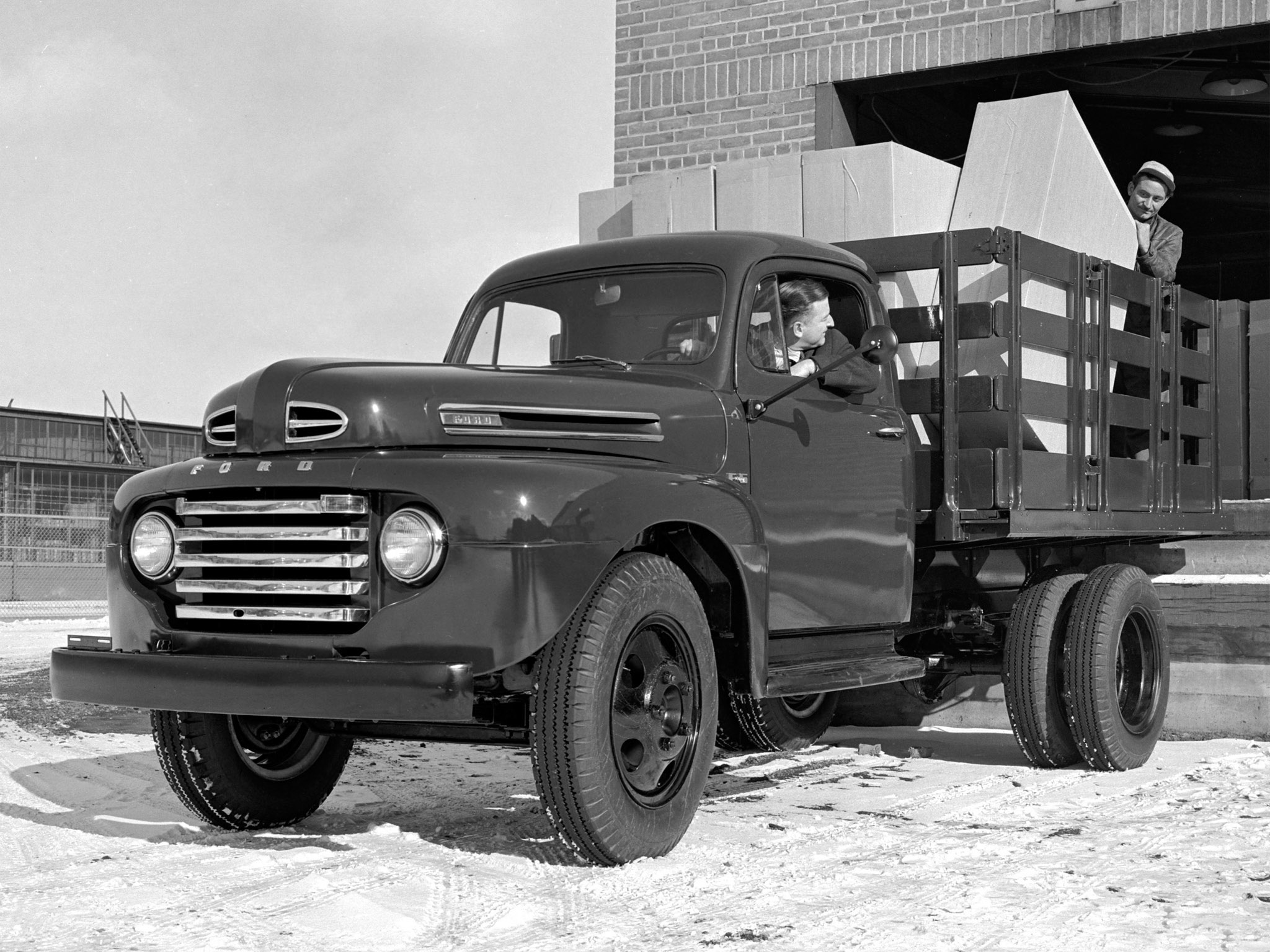 Ford f-4 photo - 2