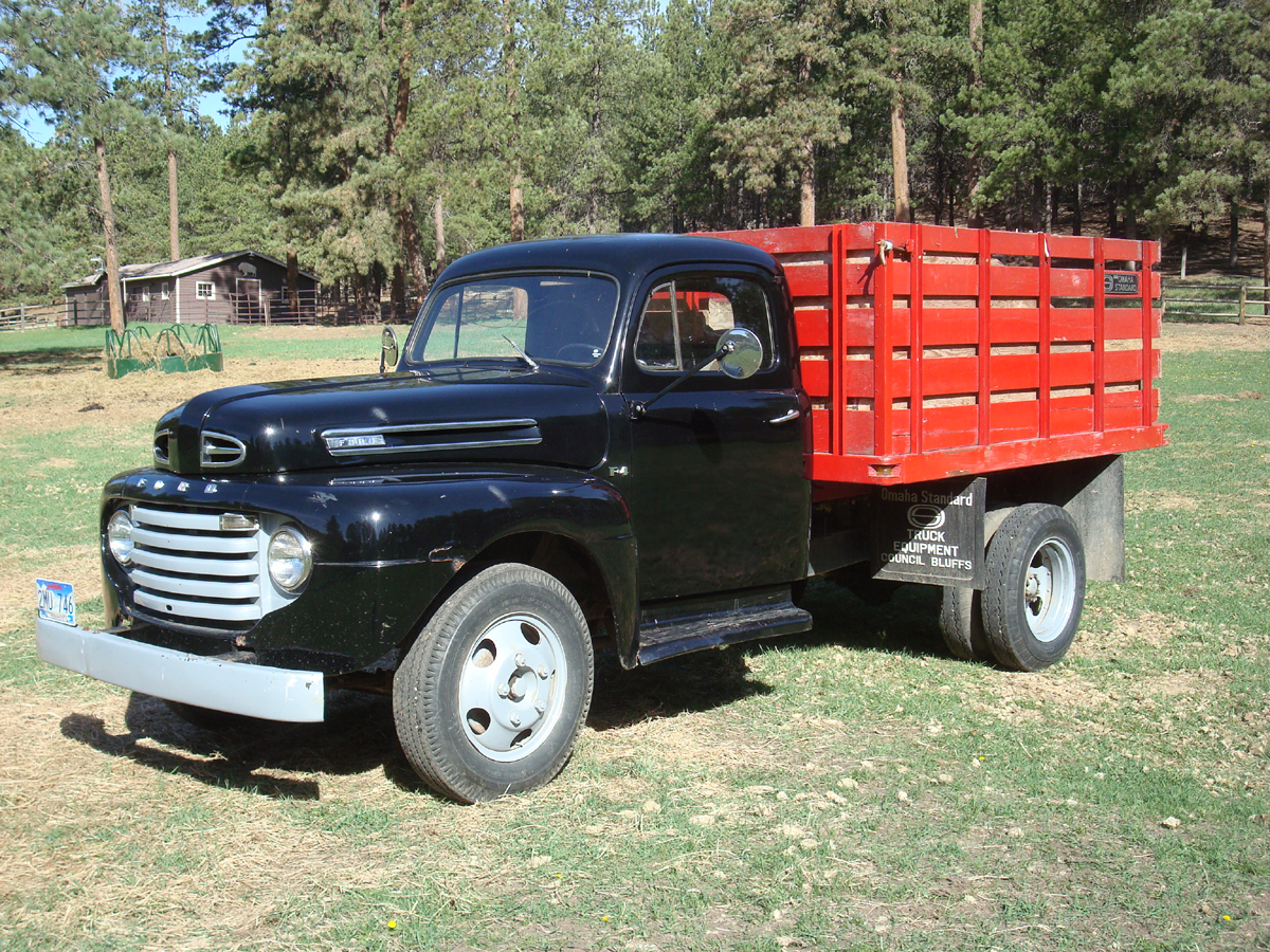 Ford f-4 photo - 7
