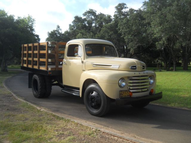 Ford f-4 photo - 8