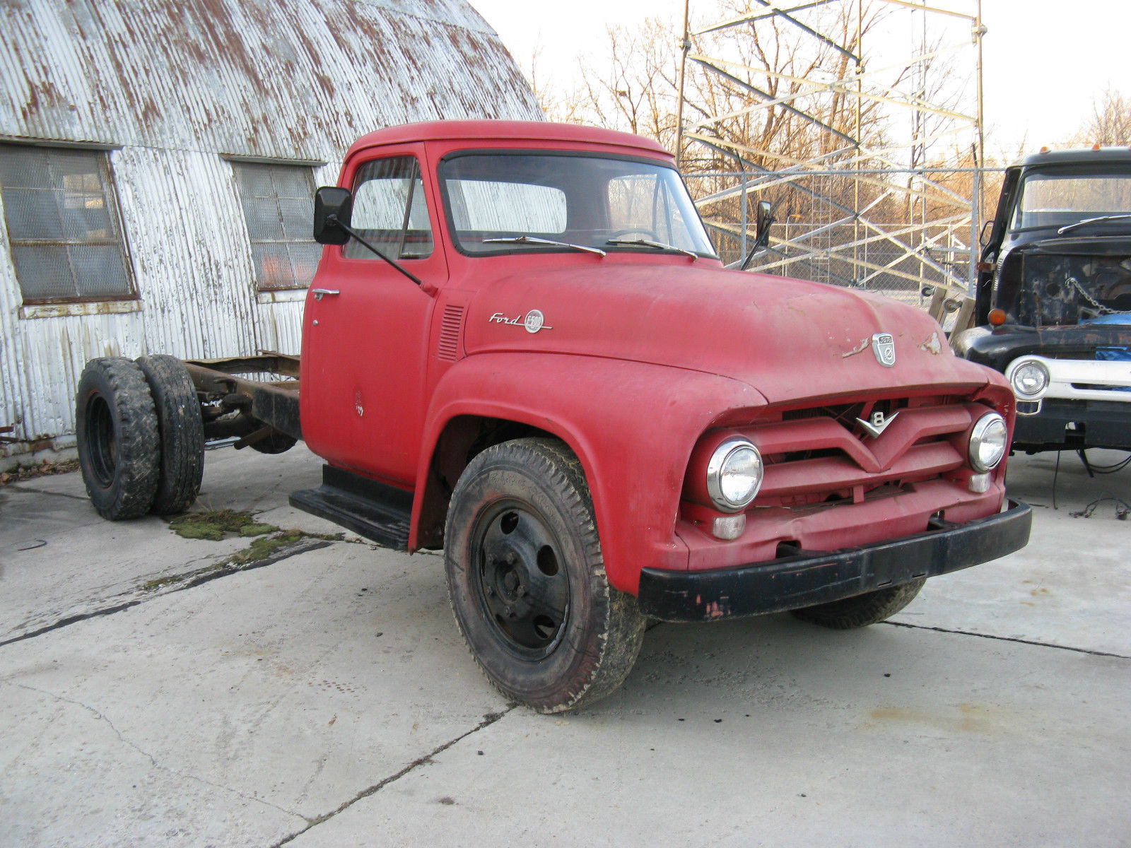 Ford f-500 photo - 1