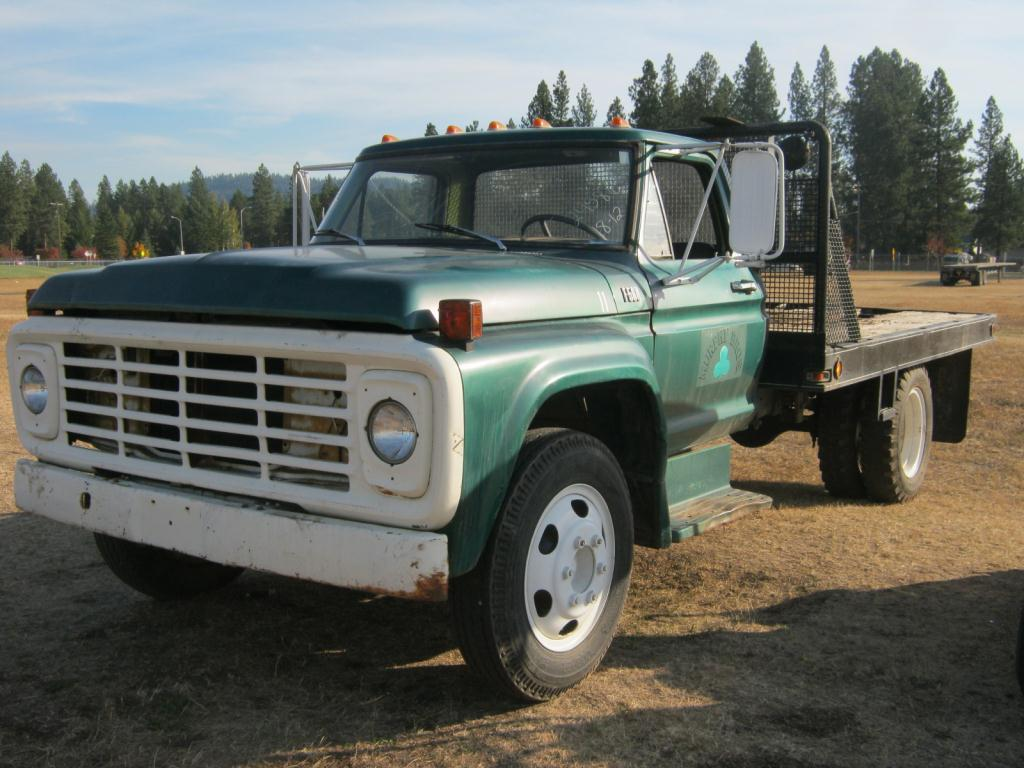 Ford f-500 photo - 6