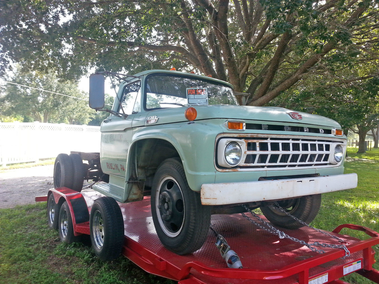 Ford f-500 photo - 7