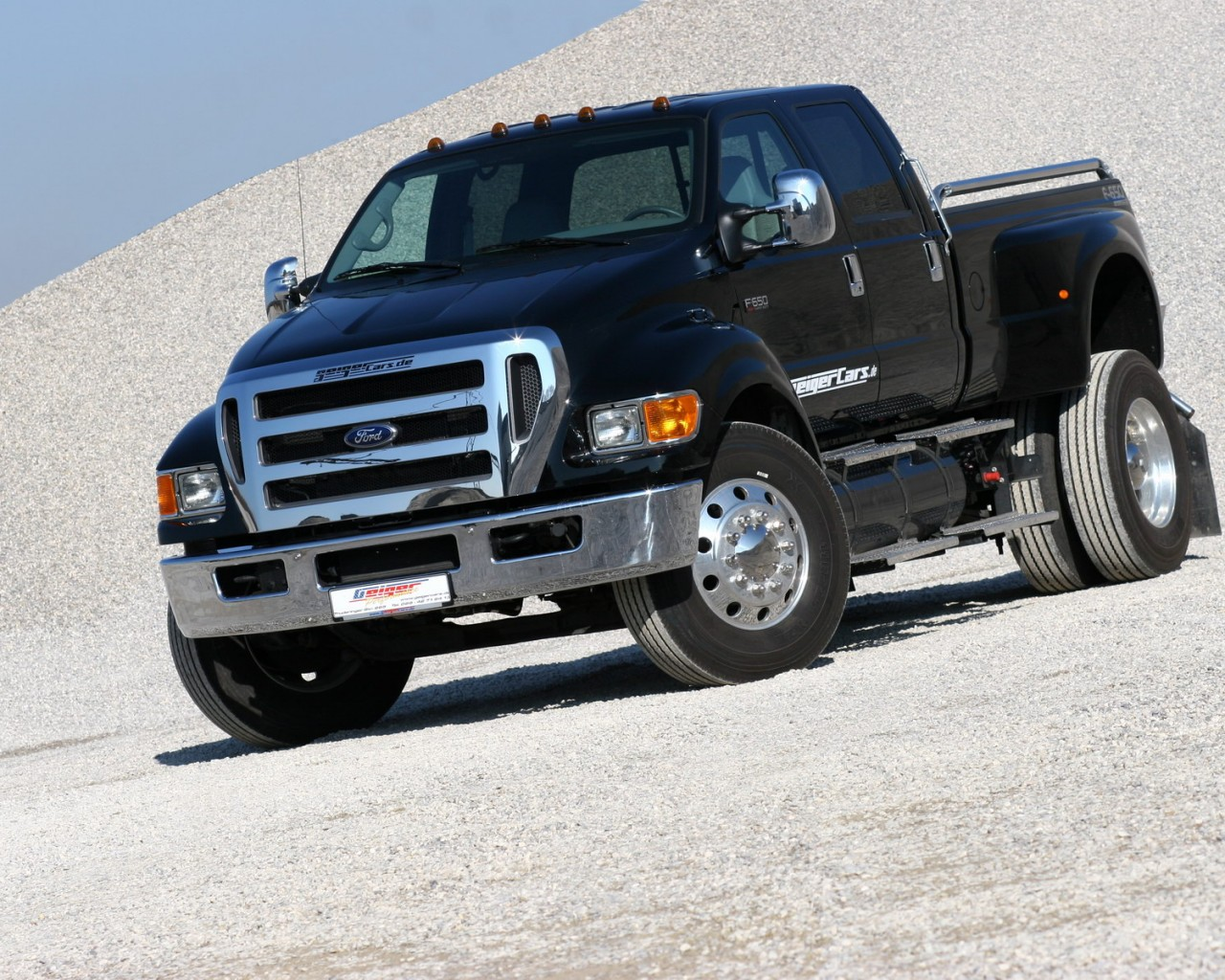 Ford f-620 photo - 4