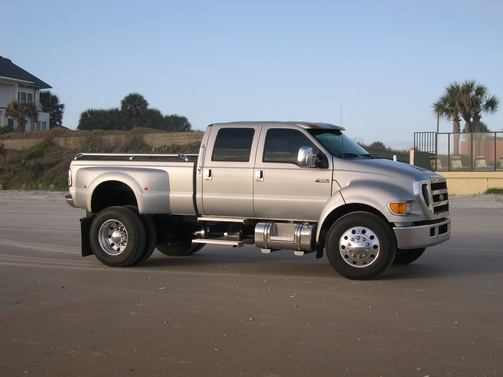 Ford f-620 photo - 8