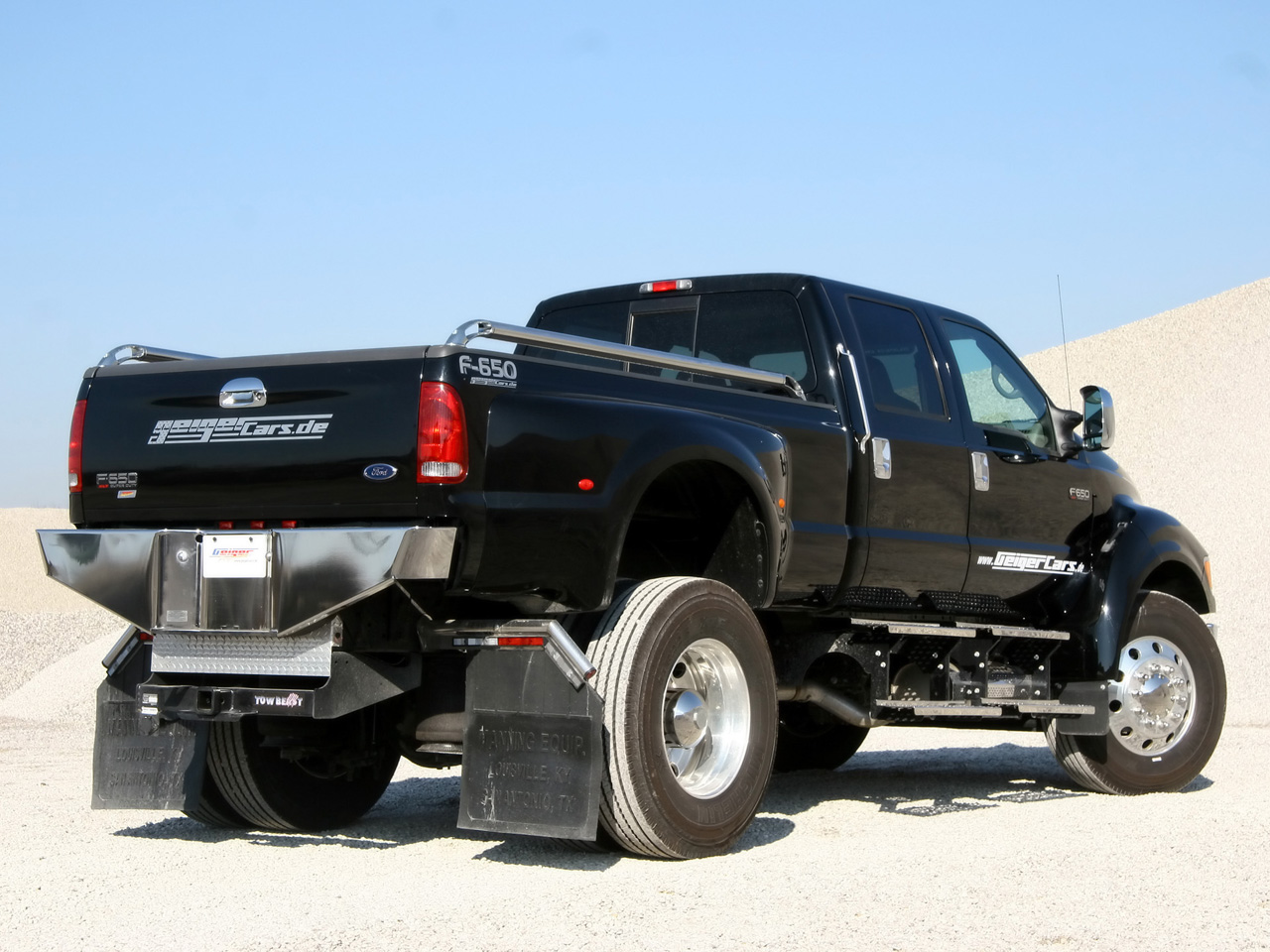 Ford f-620 photo - 9