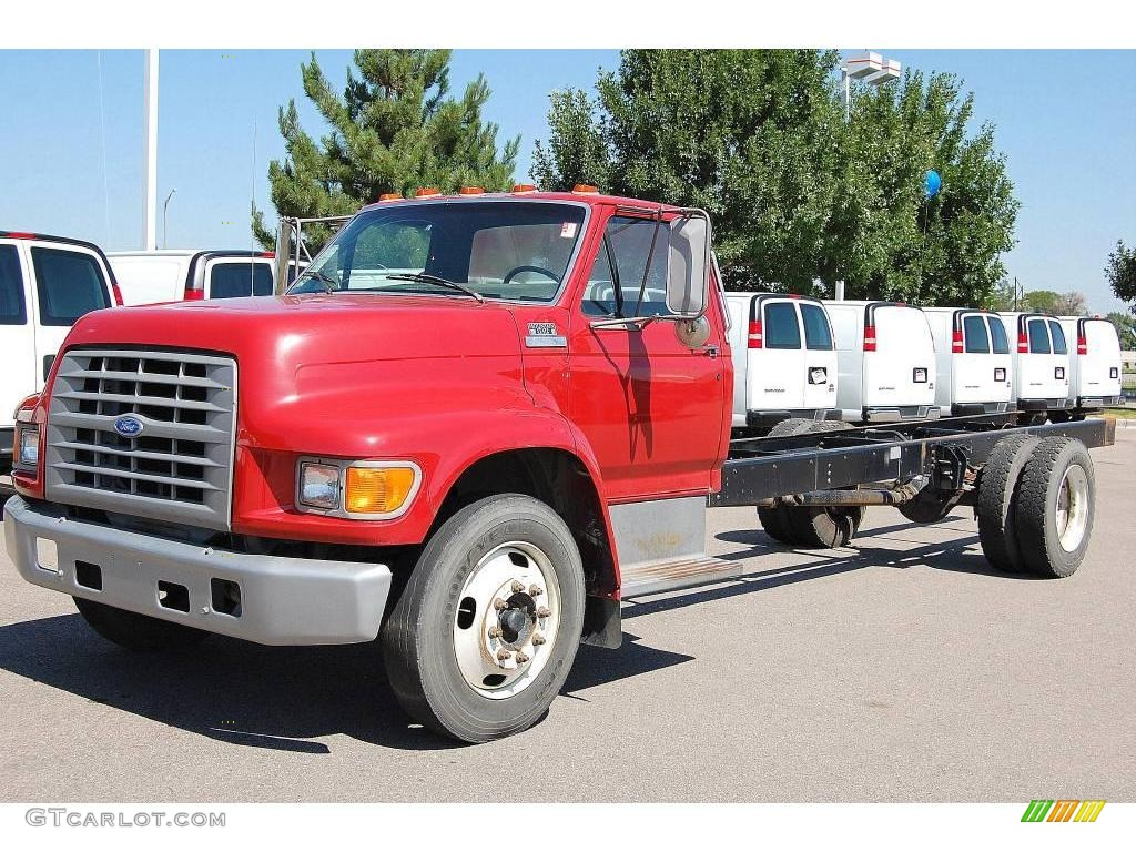 Ford f-700 photo - 6