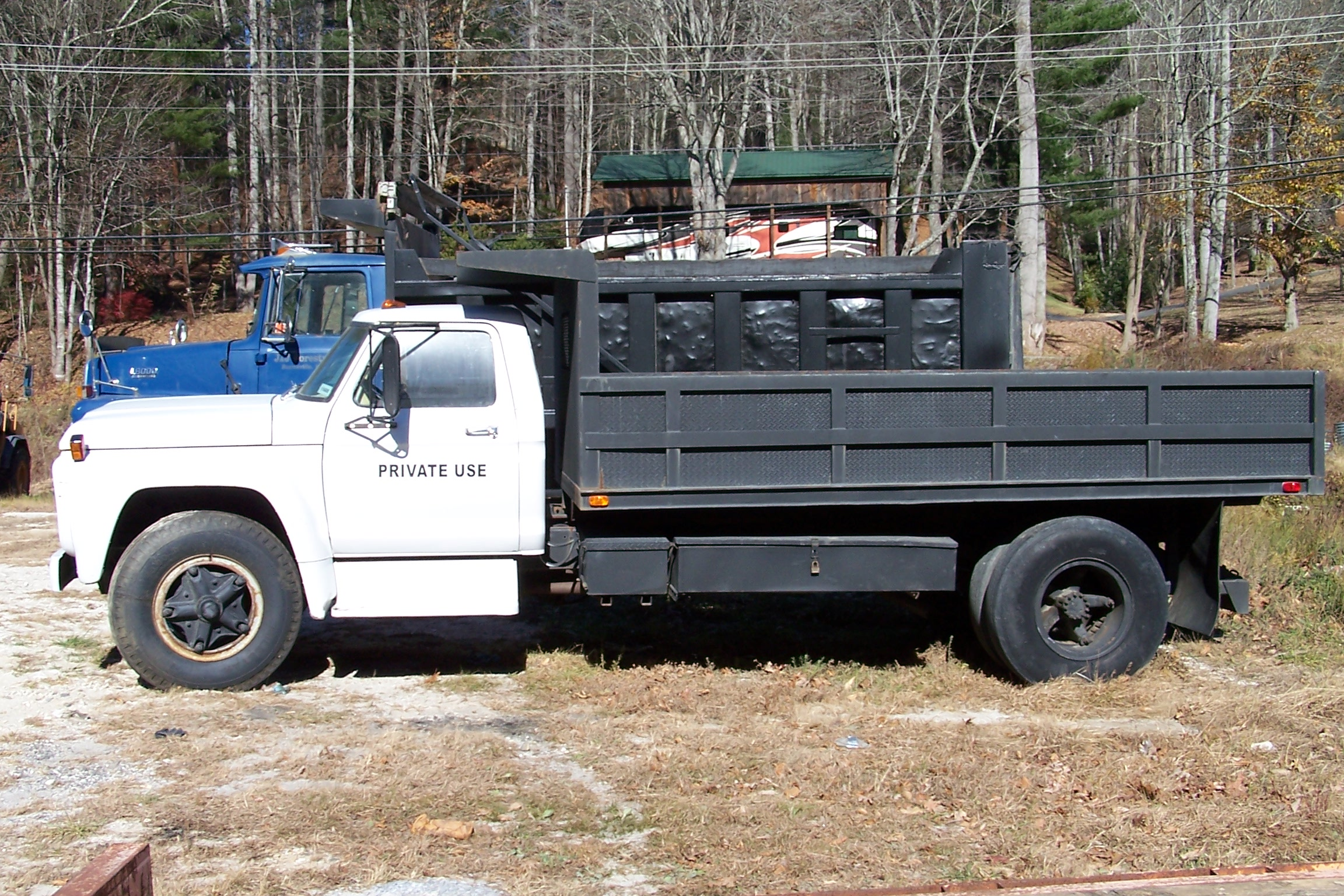 Ford f-7000 photo - 8