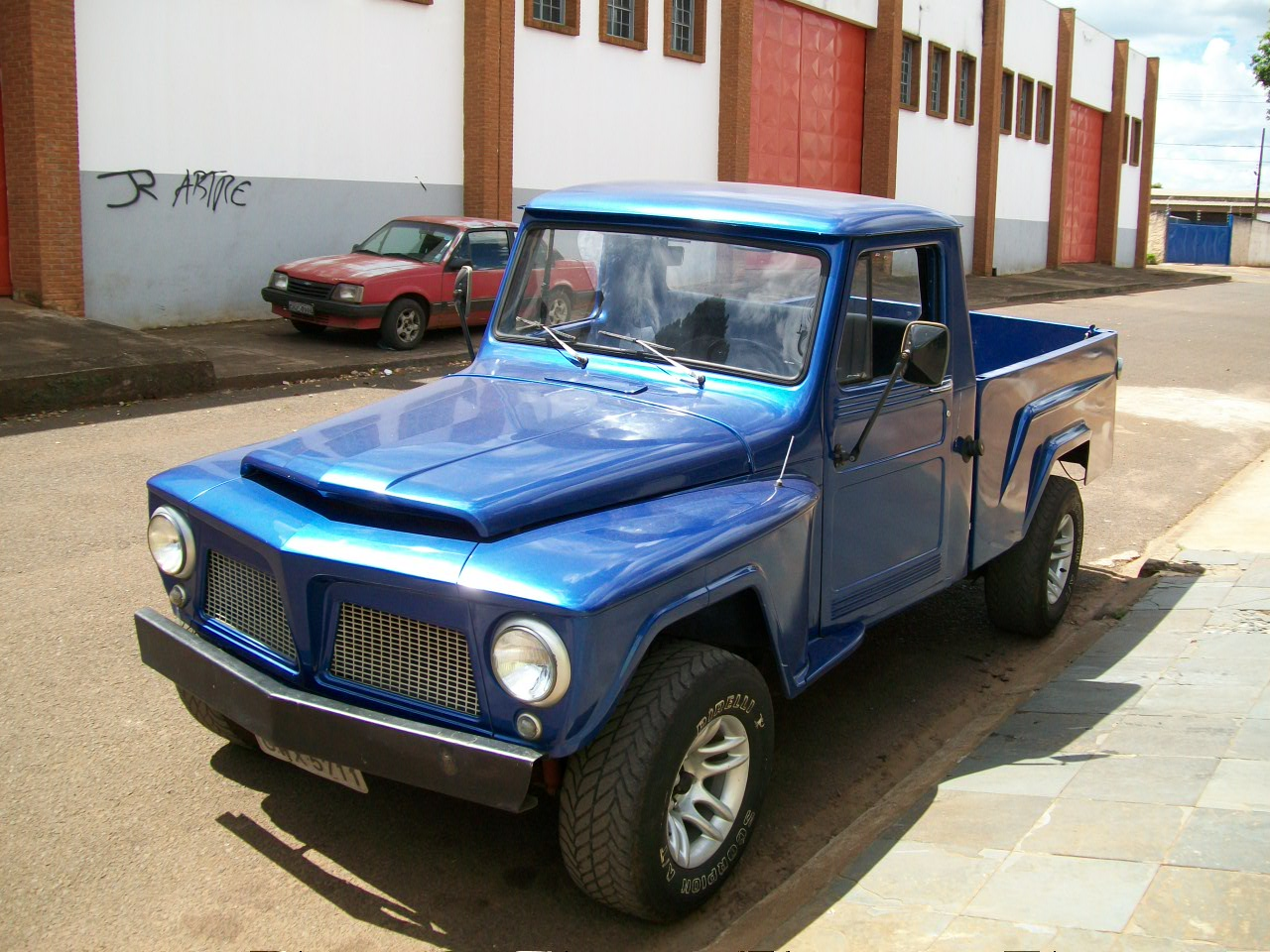 Ford f-75 photo - 2