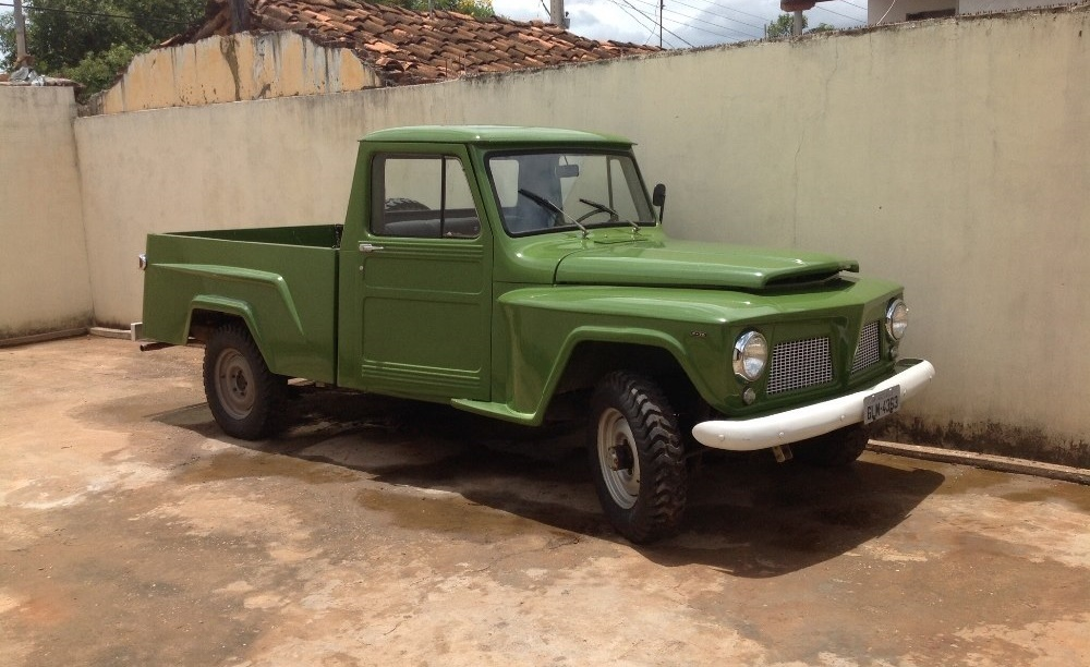 Ford f-75 photo - 6