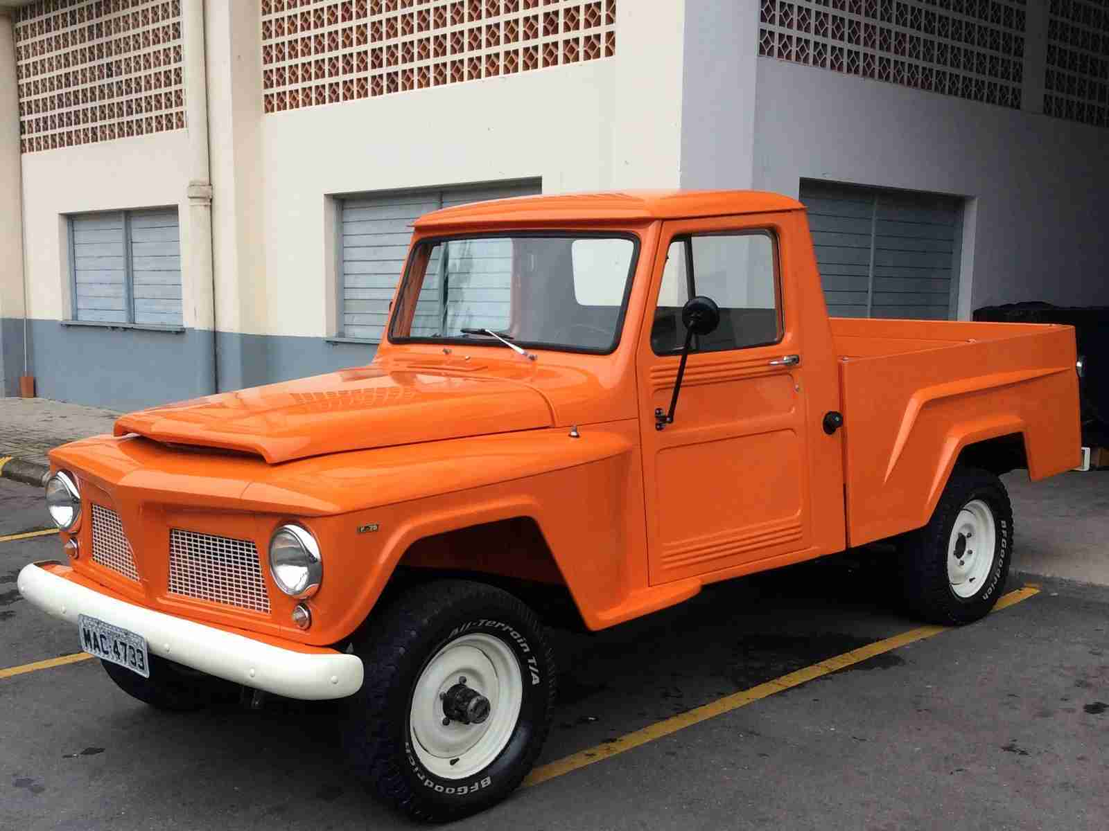 Ford f-75 photo - 7