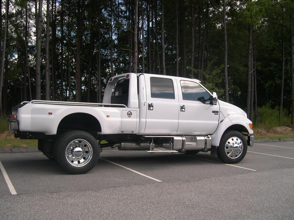 Ford f-850 photo - 1