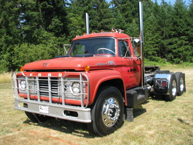 Ford f-850 photo - 10