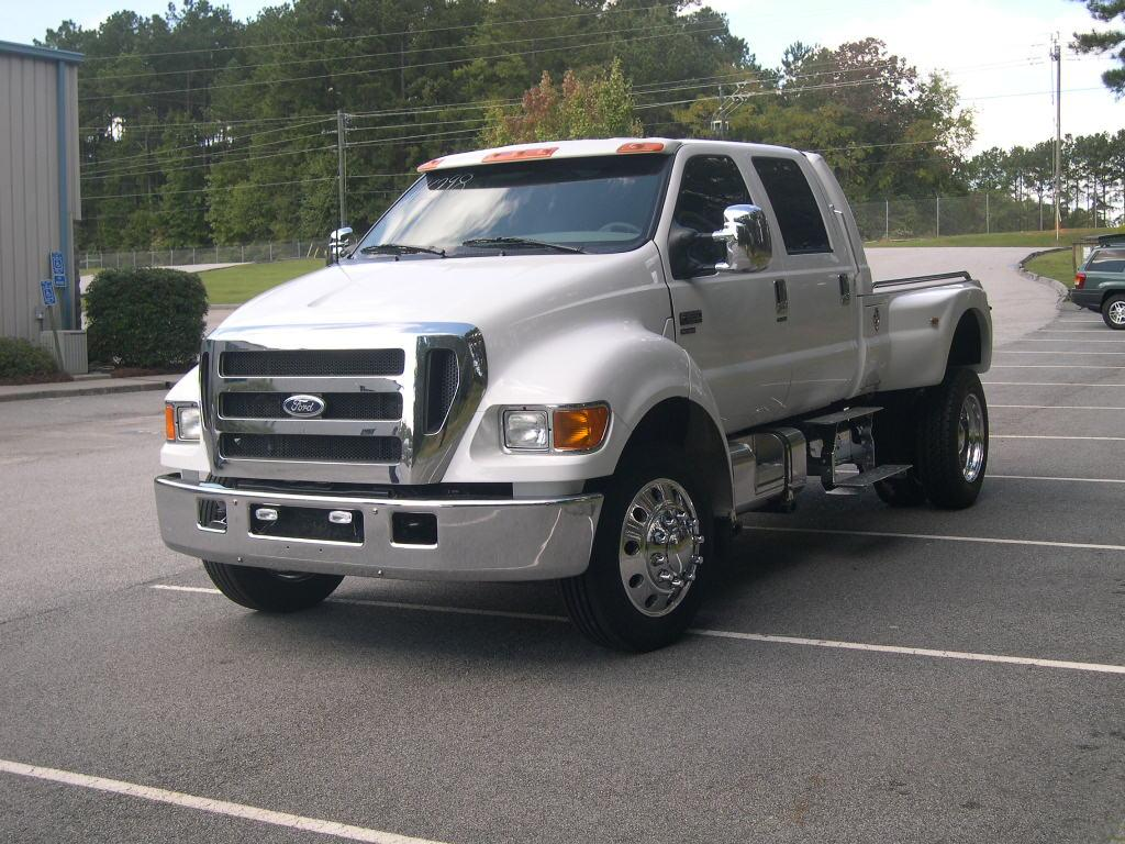 Ford f-850 photo - 3