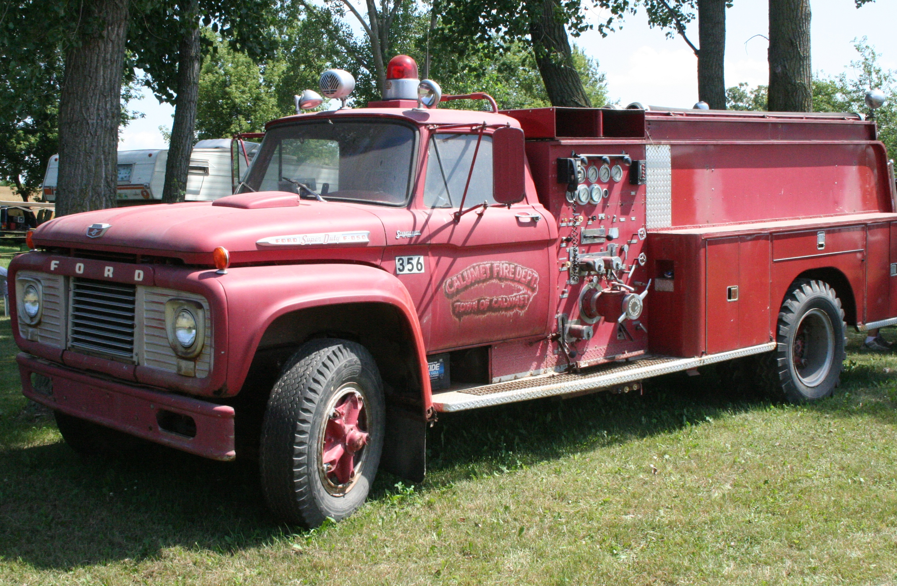 Ford f-850 photo - 6