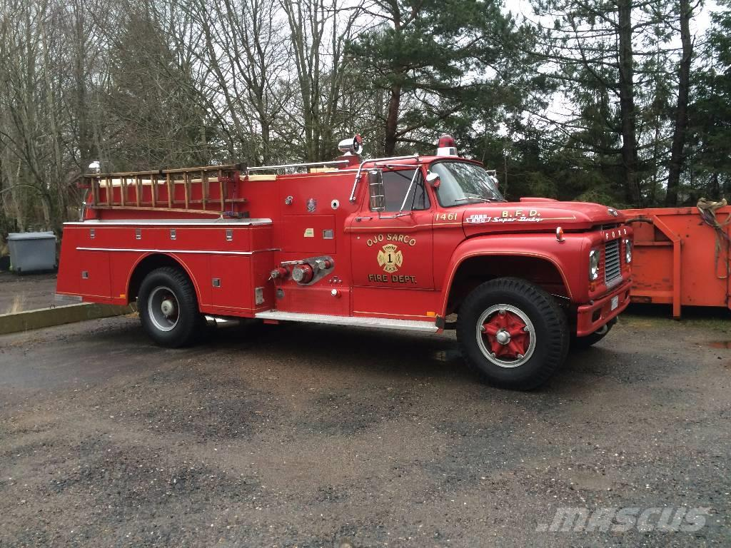Ford f-850 photo - 8