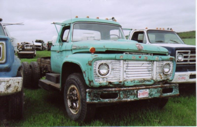 Ford f-850 photo - 9