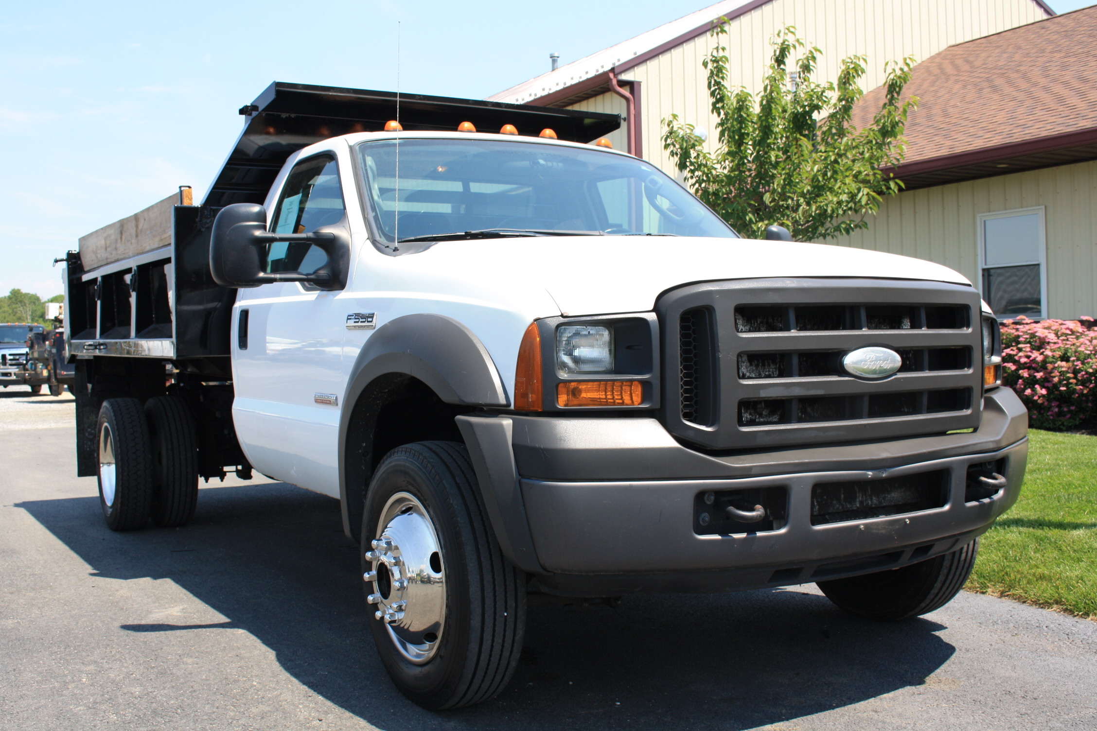 Ford F550 Photo And Video Review Comments
