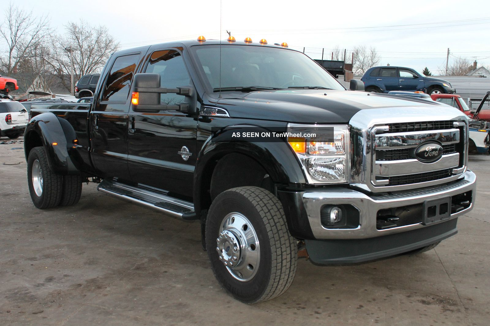 Ford F550 Photo And Video Review Comments Dump Truck Wiring Diagram