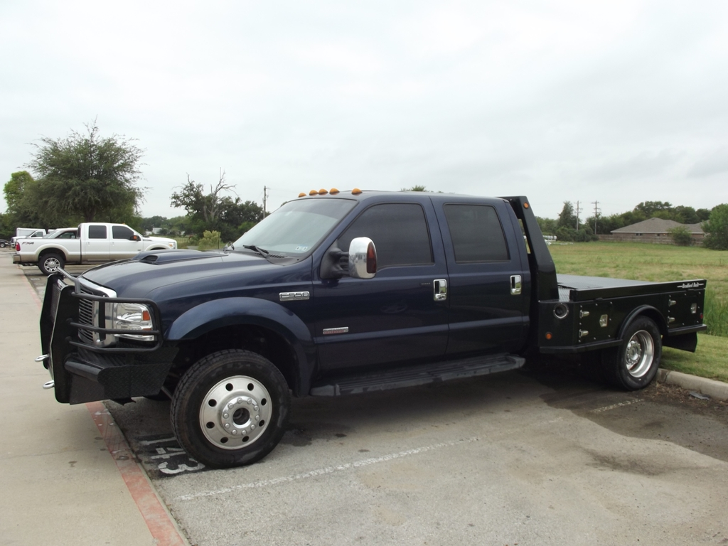 Ford flatbed photo - 2