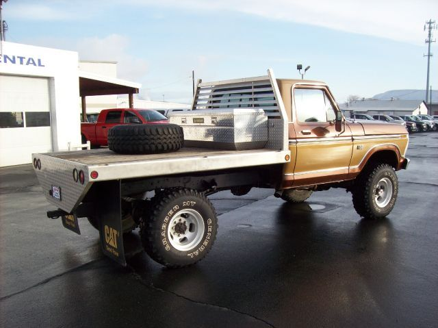 Ford flatbed photo - 3
