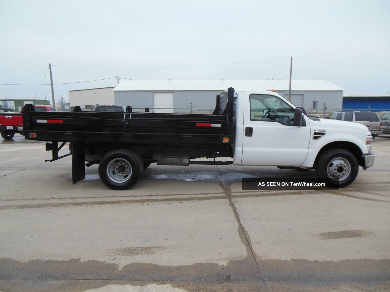 Ford flatbed photo - 7