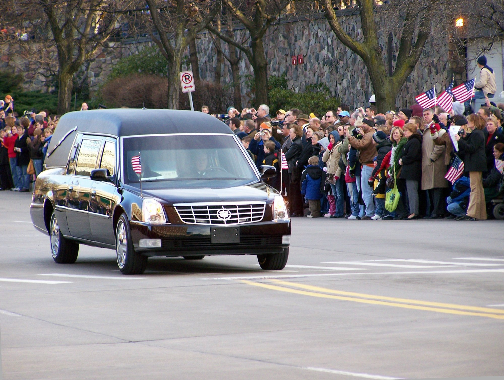 Ford funeral photo - 1
