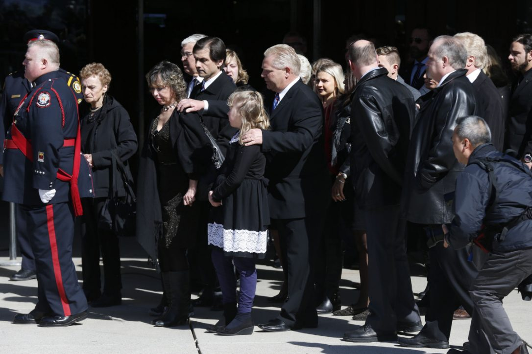 Ford funeral photo - 5