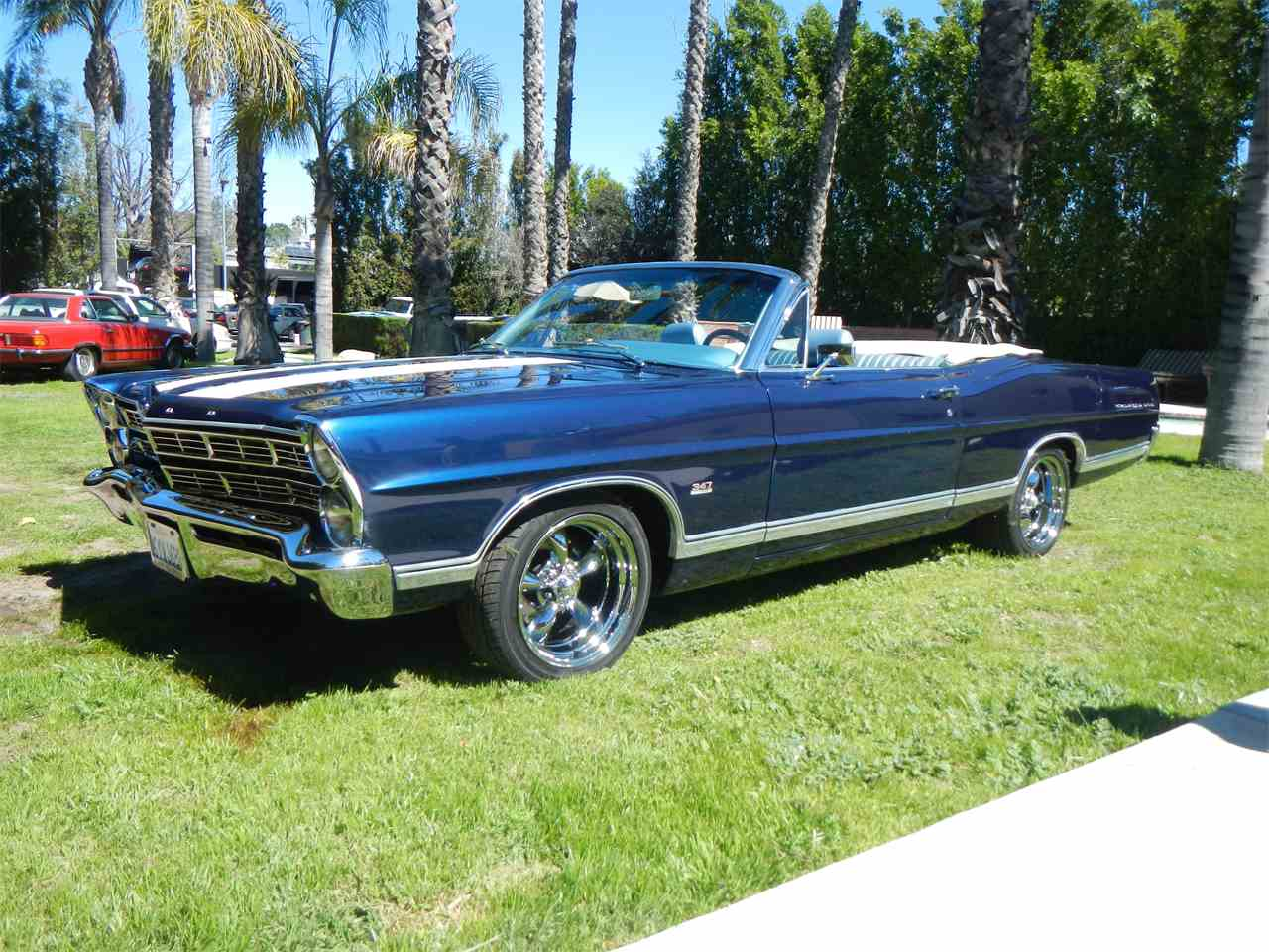 Ford galaxie photo - 1