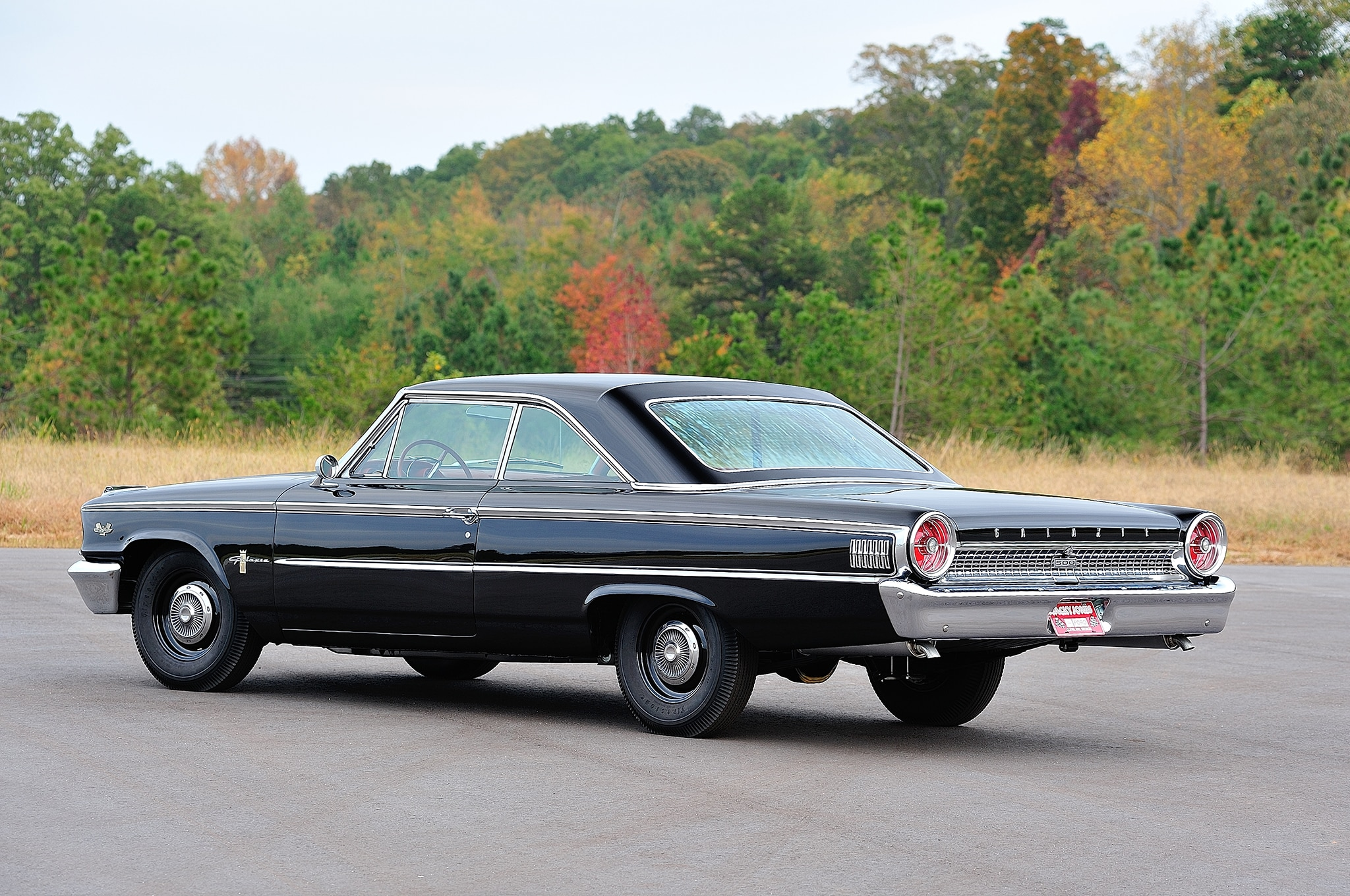 Ford galaxie photo - 3