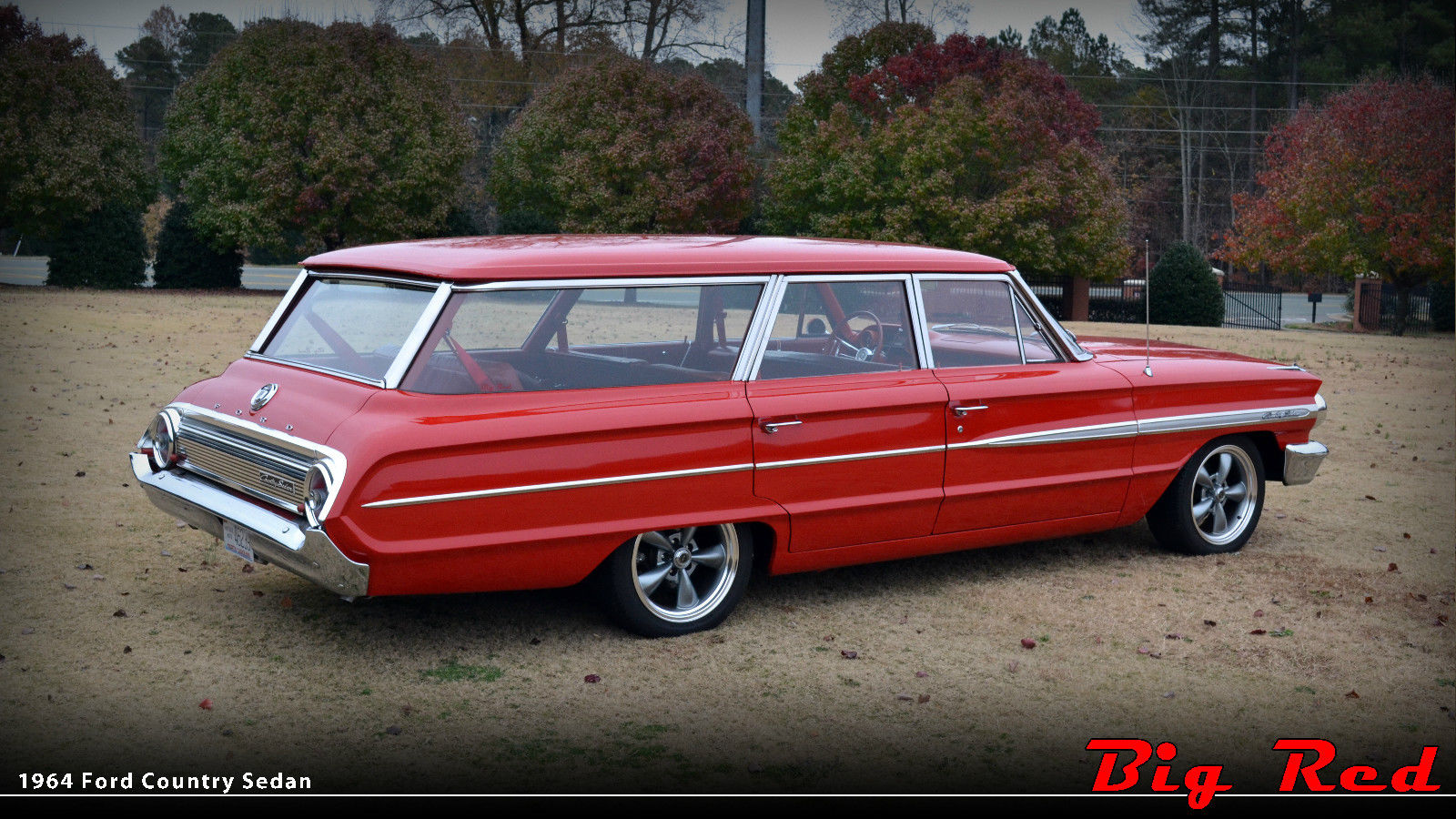 Ford galaxie photo - 4