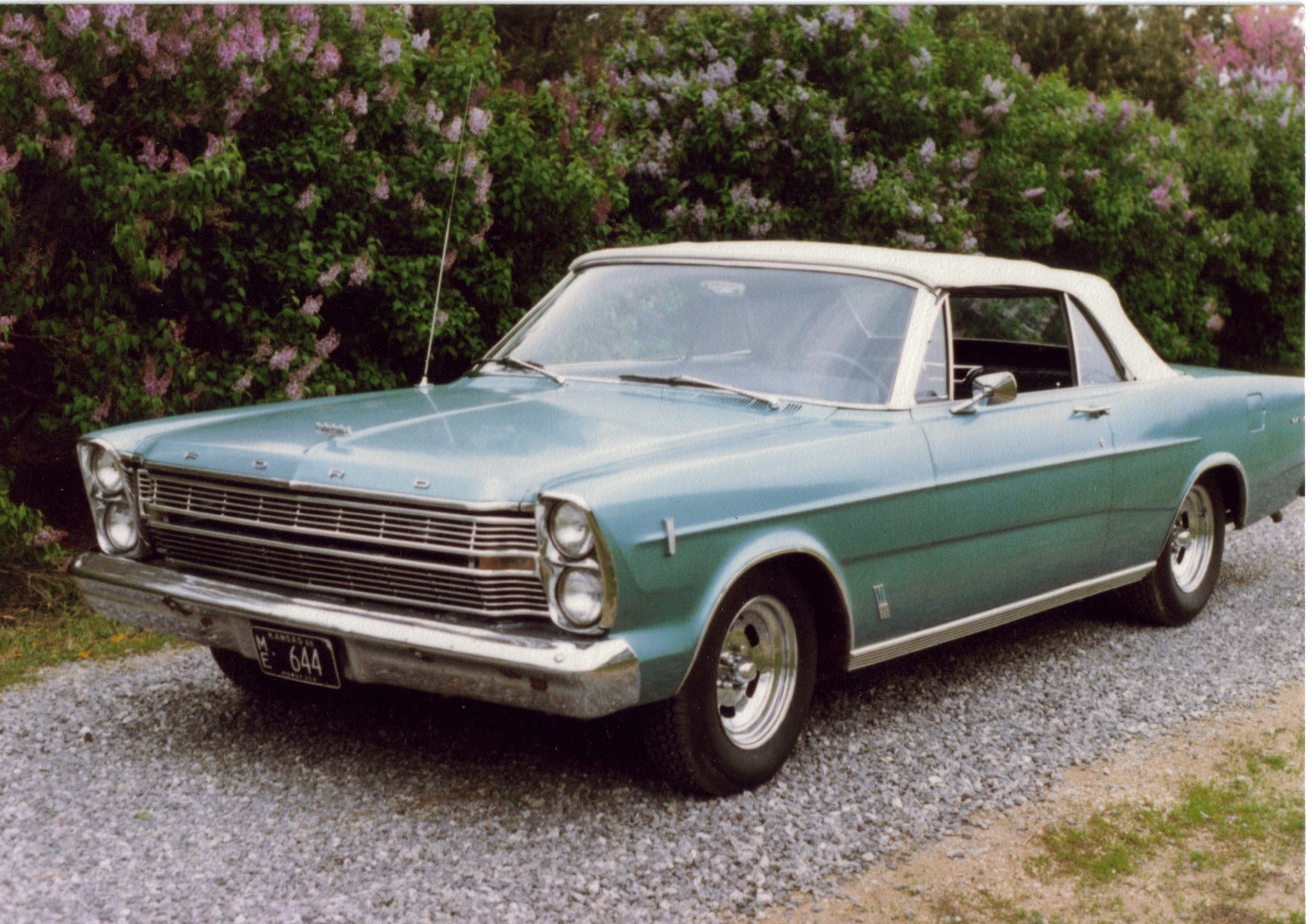 Ford galaxie photo - 6