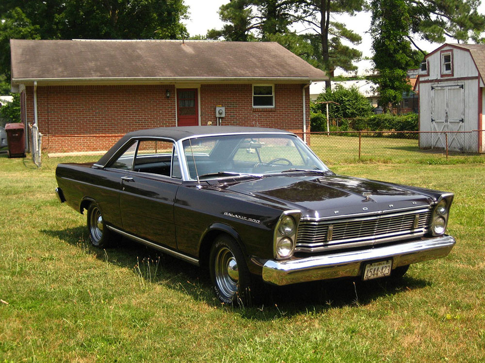 Ford galaxie photo - 7